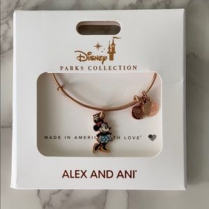 Alex and Ani Disney NWT